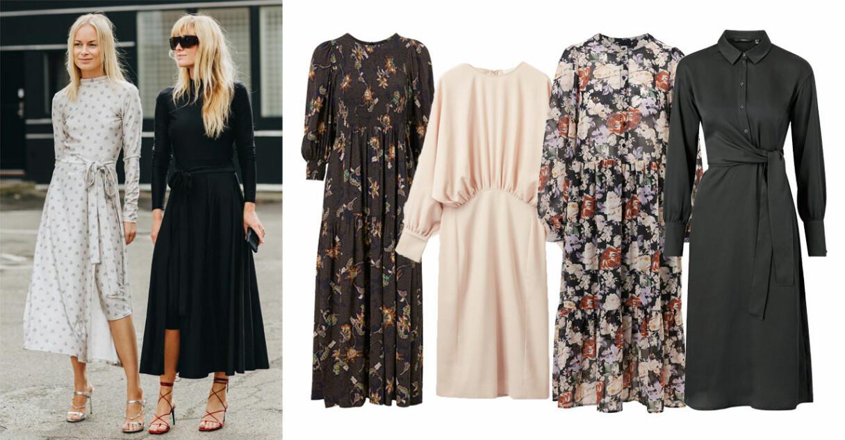 Sköna och snygga klänningar
