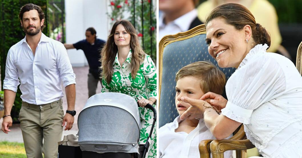 Kronprinsessan Victoria: Snackisarna från Victoriadagen 2021
