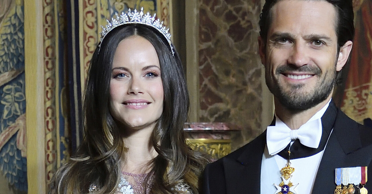 Prinsessan Sofia Prins Carl Philip
