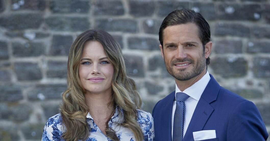 Sofia och Carl Philip lever nu lyckliga tillsammans.