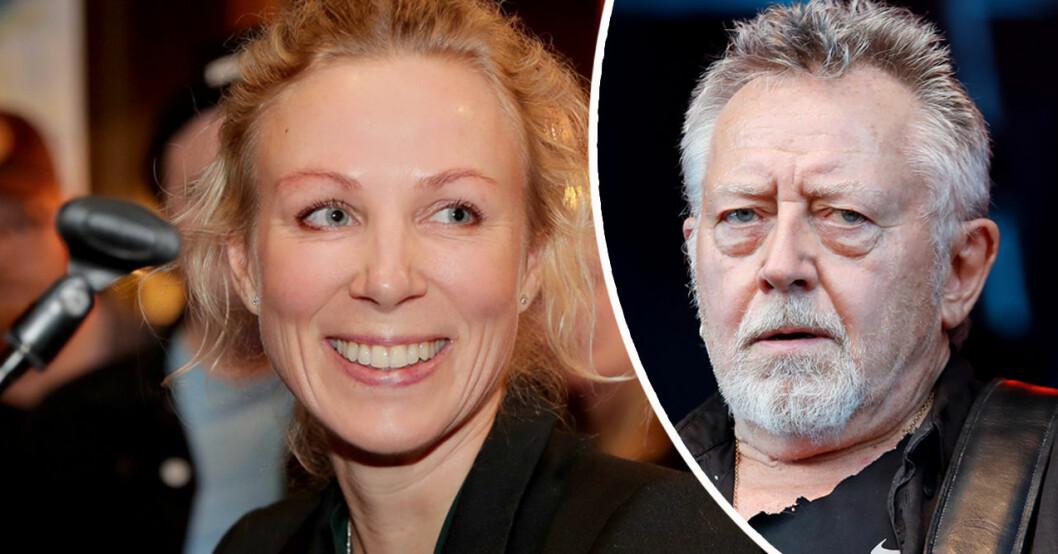 Sofia Lundell och Ulf Lundell