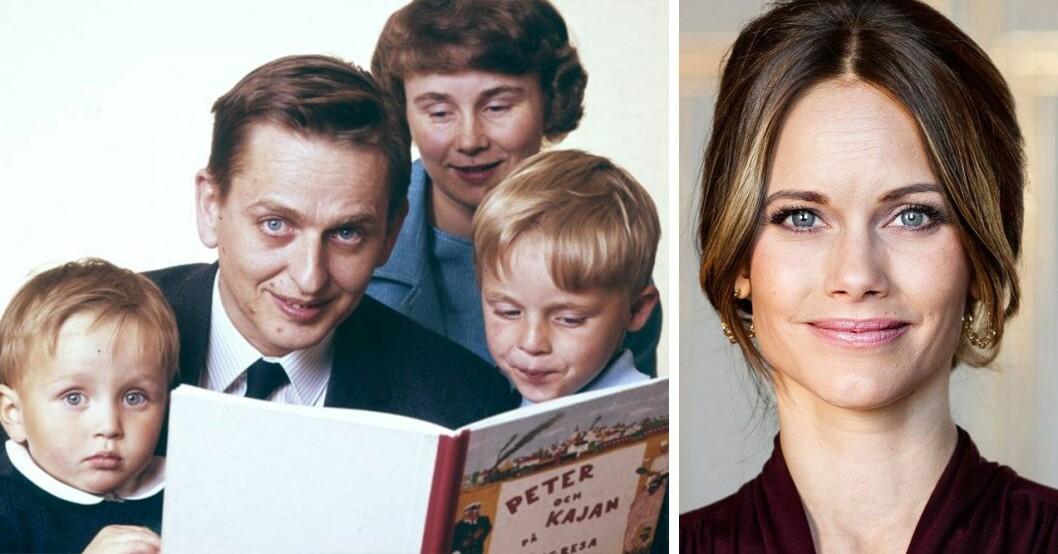 Sofias okända koppling till Olof Palme