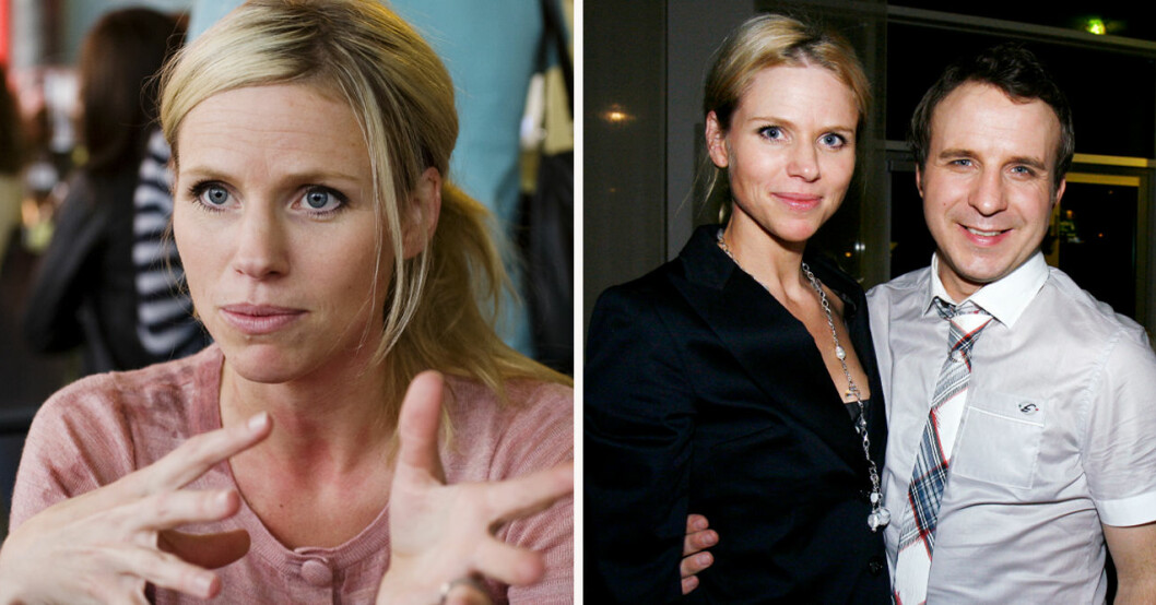 Sofia Rågenklints relation til exmaken Patrik Isaksson