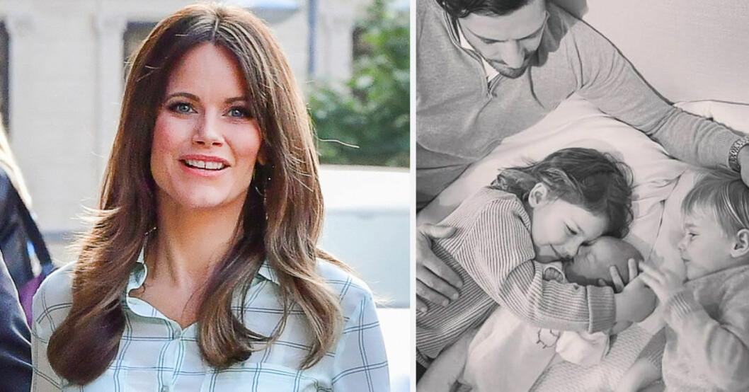 Prins Carl Philip och prinsessan Sofia går emot kungen – känsliga frågan om prins Julian