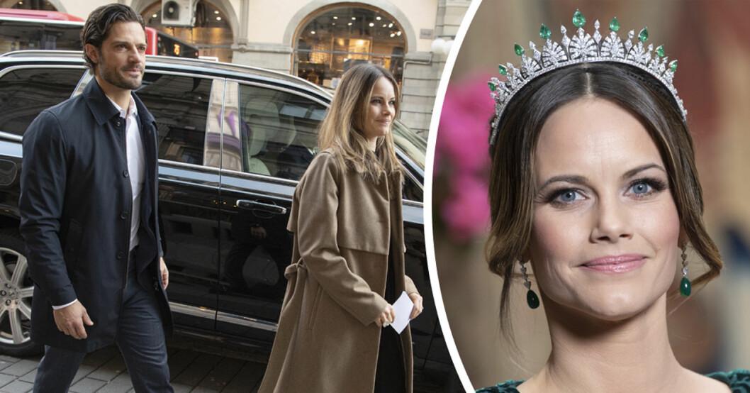 prinsessan sofias kungliga comeback