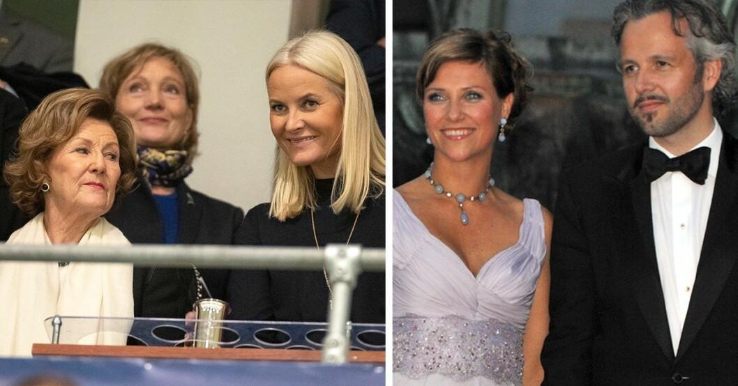 Ari Behn död – Sonja och Mette-Marit kommenterar