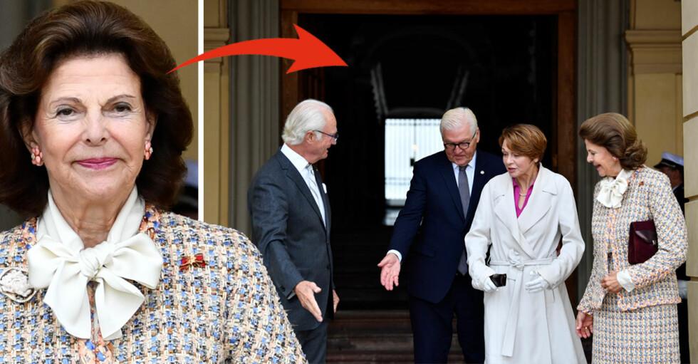 Drottning Silvia Statsbesök