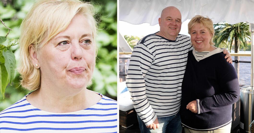 Suzanne Axell och Jörgen Wedebrand