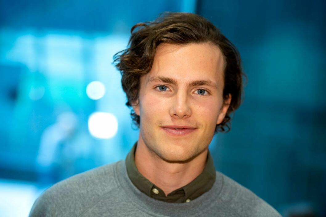 Hovet informationschef Margareta Thorgren är mamma till snowboardstjärnan Sven Thorgren.