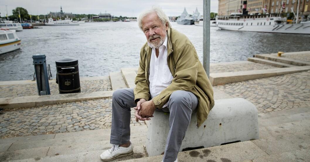 Sven Wollter död i covid-19