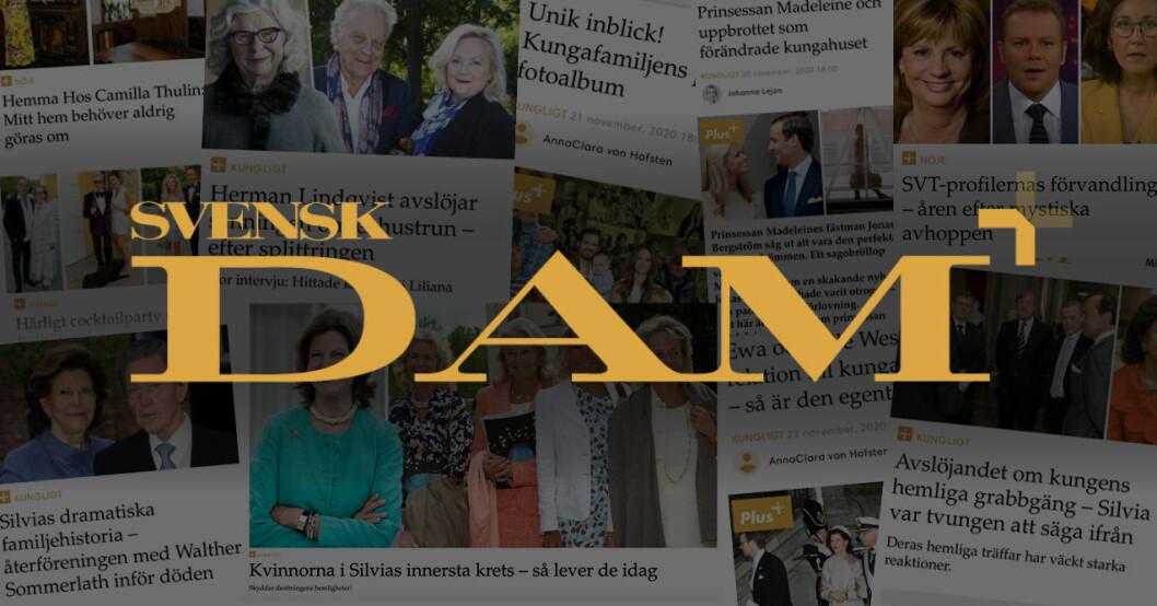 Svensk dam plus