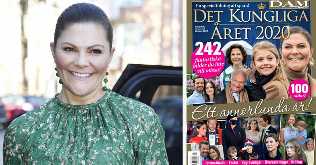 svensk damtidnings specialtidning Det kungliga året 2020