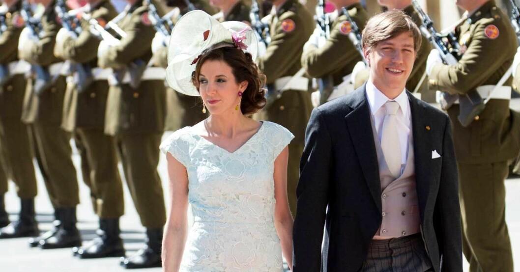 prins Louis och Tessy