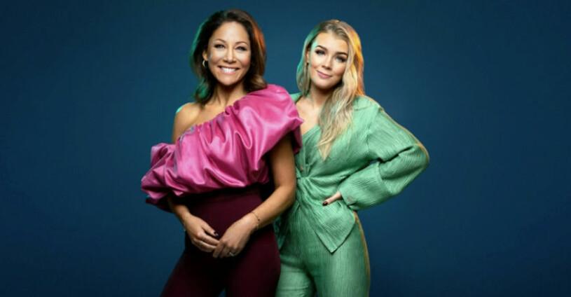 Tilde de Paula Eby Keyyo leder Tillsammans mot cancer 2021 i TV4