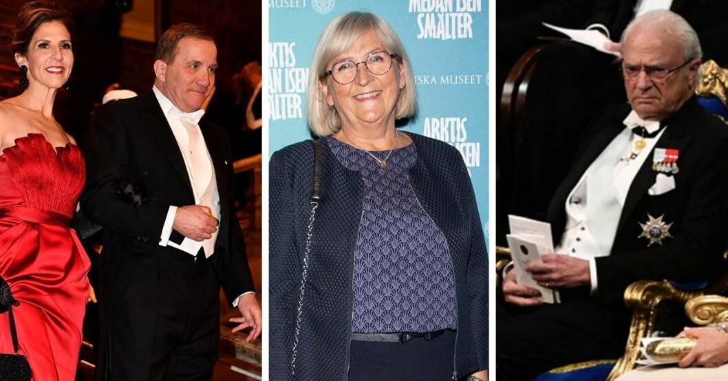 Därför hoppade Ulla Löfven av Nobel