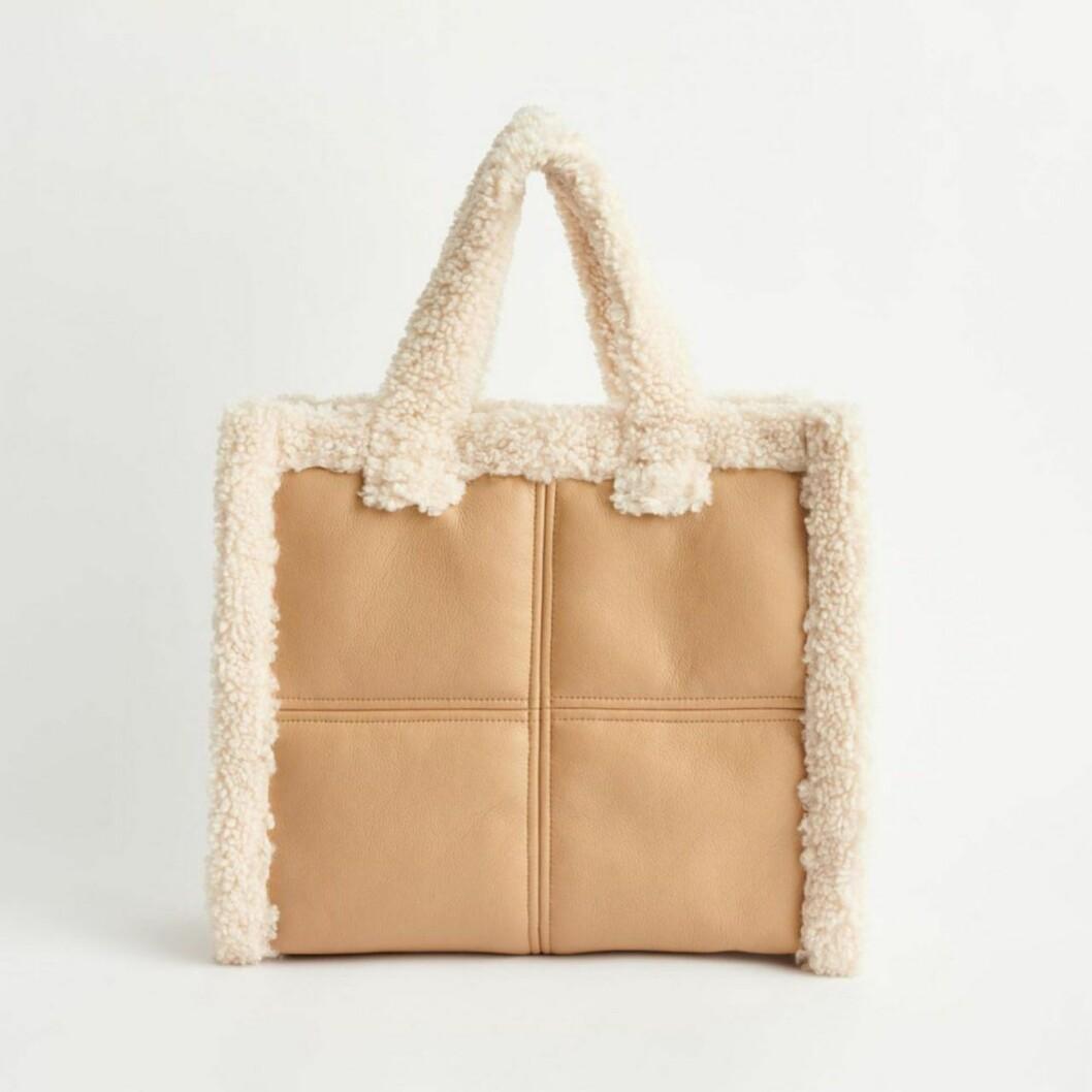 Väska i teddy