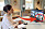 Kronprinsessan Victoria Prins Daniel Haga slott digitalt möte