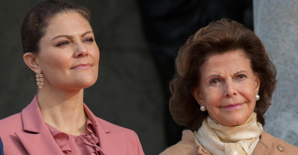 Kronprinsessan Victoria Drottning Silvia