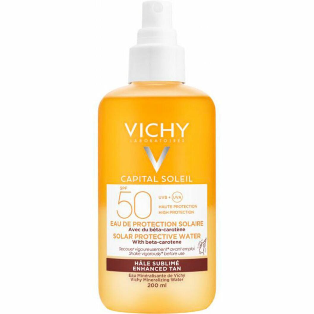 Vichy self tan spray
