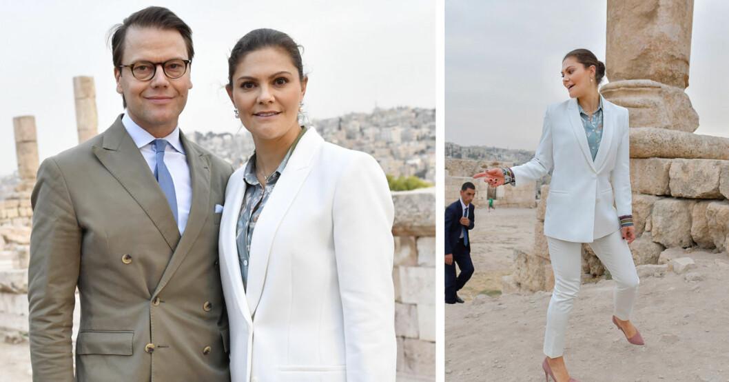 Victoria i Jordanien