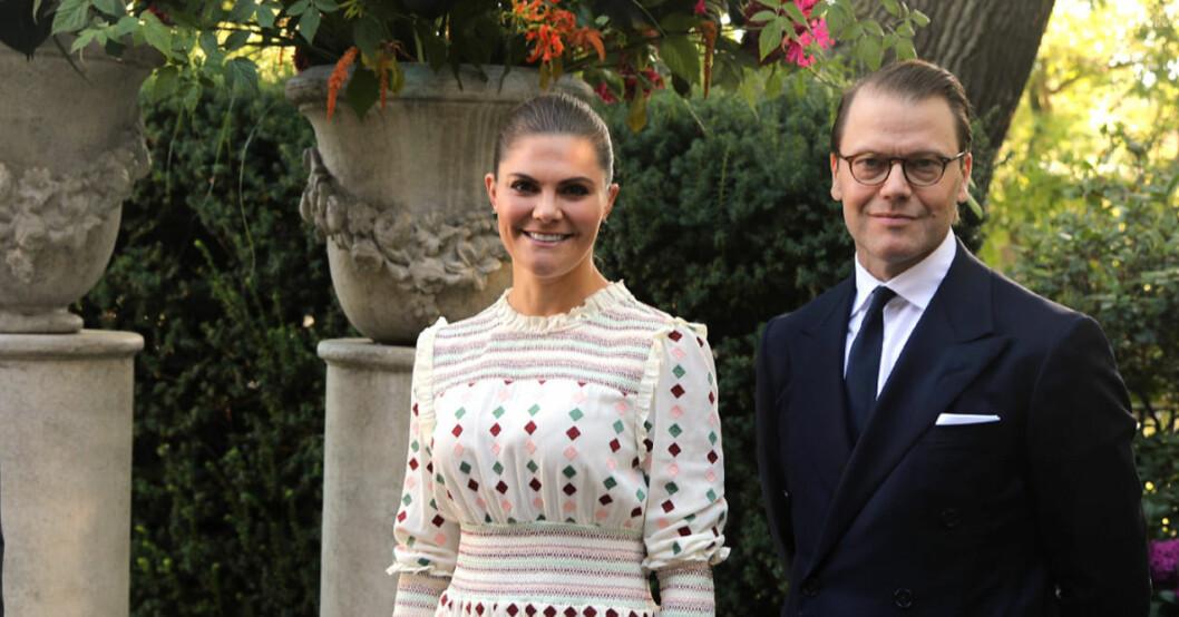 Victoria på amerikanska ambassaden