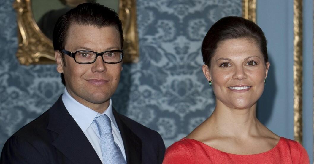 Victoria och Daniel
