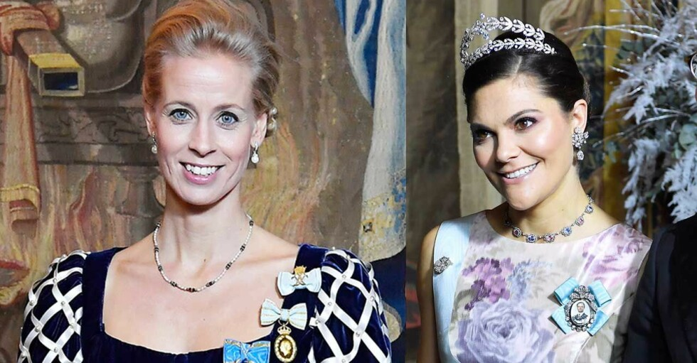 Karolin A. Johansson Hovmarskalk Kronprinsessan Victoria