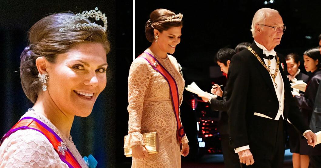 Kronprinsessan Victoria Kungen