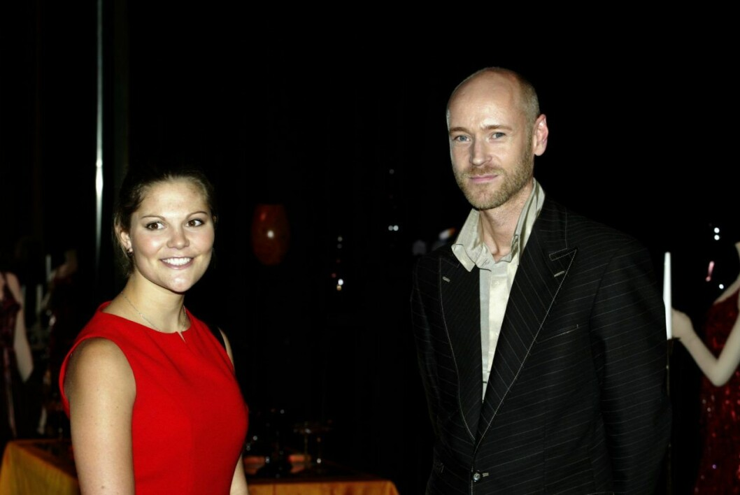 Victoria och Lars Wallin