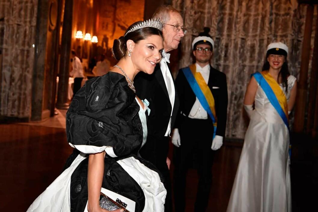 Kronprinsessan Victoria Nobel 2019