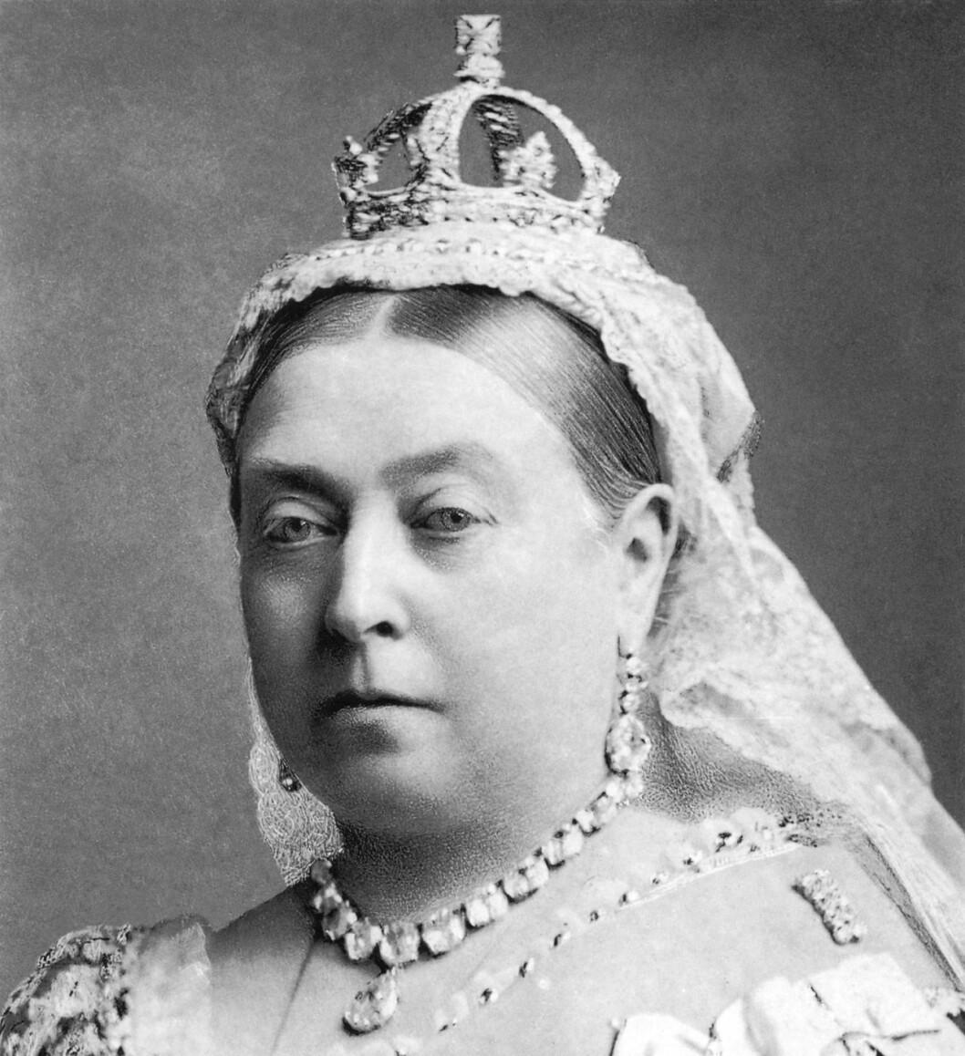Drottning Victoria brukar kallas kungahusens mormor och farmor.
