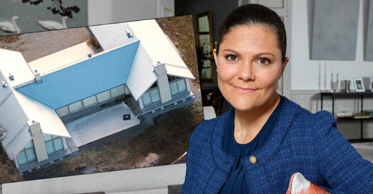 Kronprinsessan Victoria Villa Skönvik Arkitekt Margen Wigow