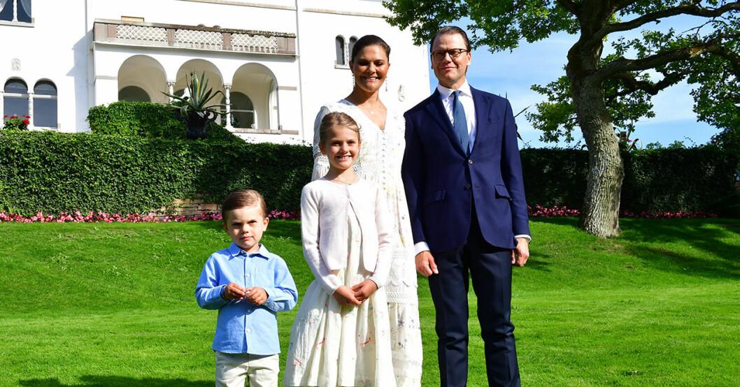 kronprinsessan prins daniel victoriadagen 2020