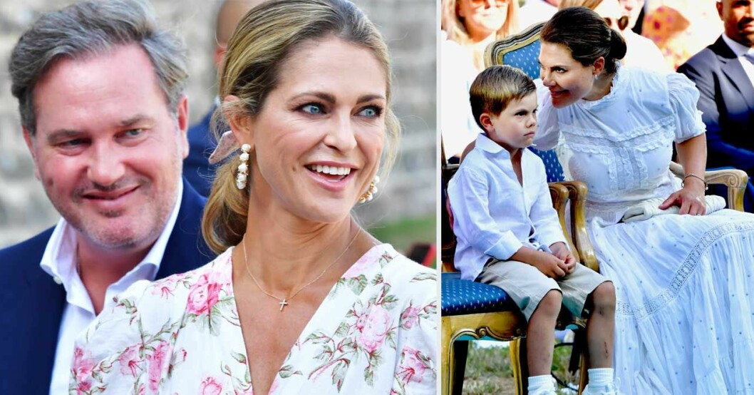 Kronprinsessan Victorias beslut för prins Oscar under Victoriadagen 2021