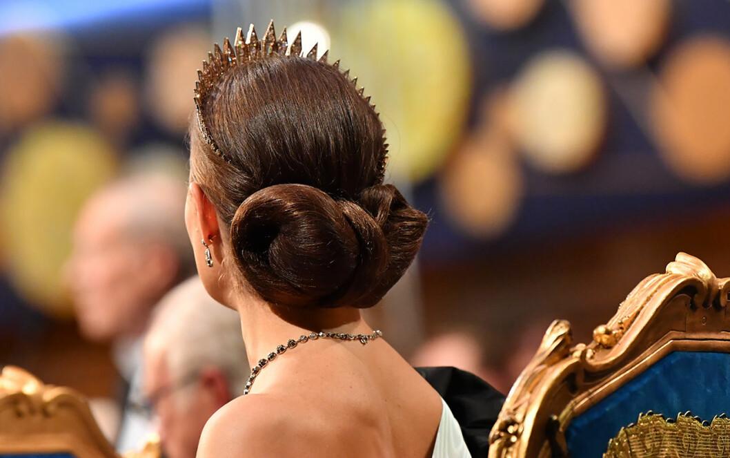 kronprinsessan victoria nobelfrisyr 2019