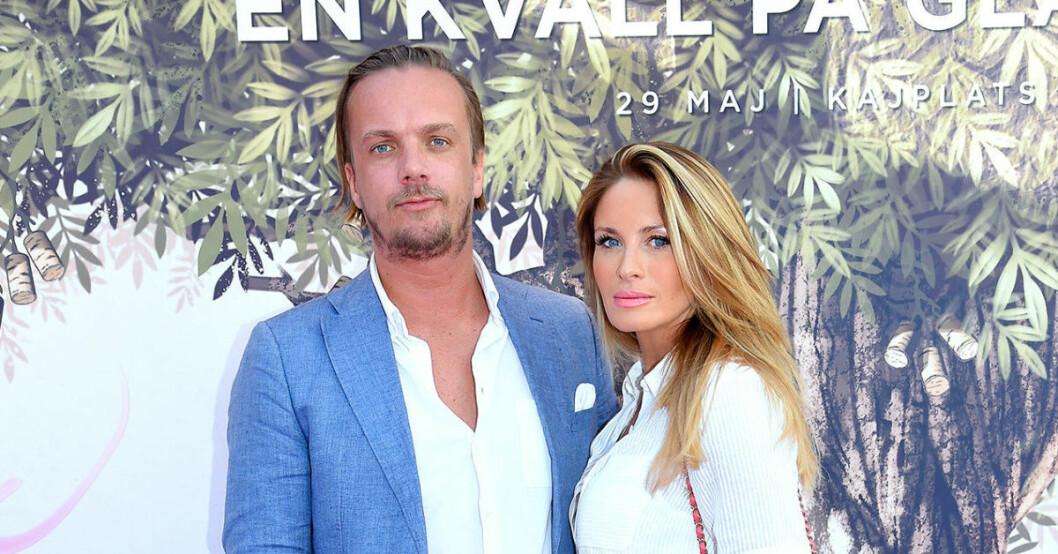 Viktor Philipsson och Carolina Gynning