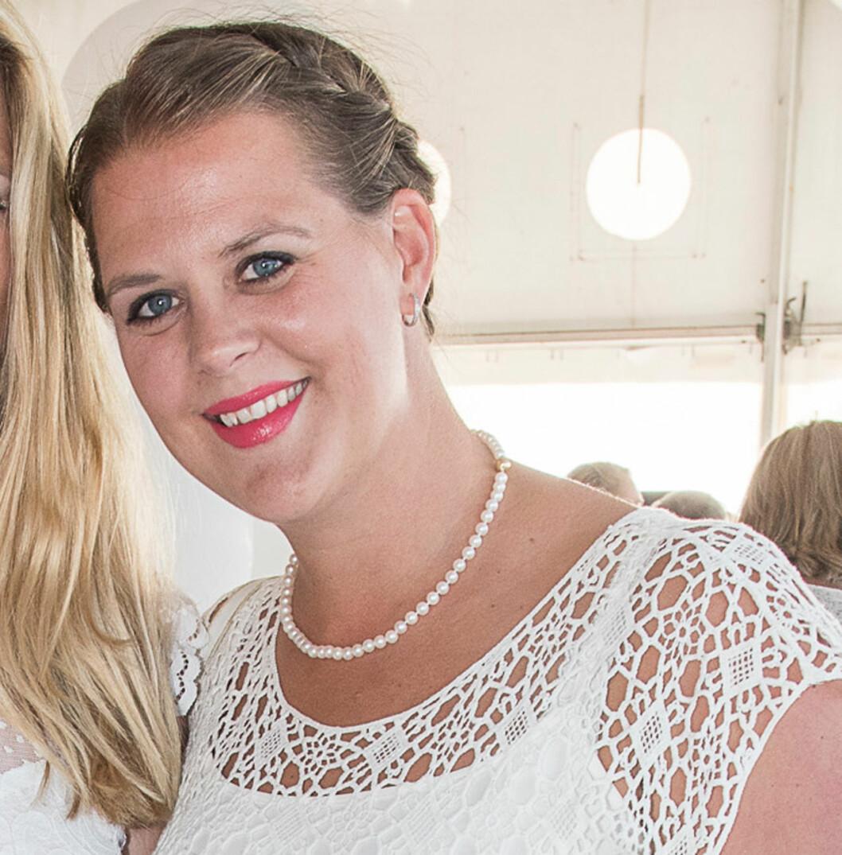 Prins Carl Philips första flickvän Wiveka Thott 2017